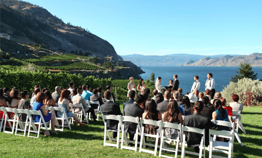 Lakeside Wedding Vows
