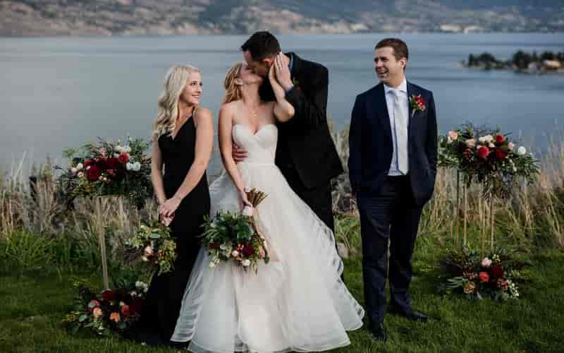 Okanagan Wedding Ceremony