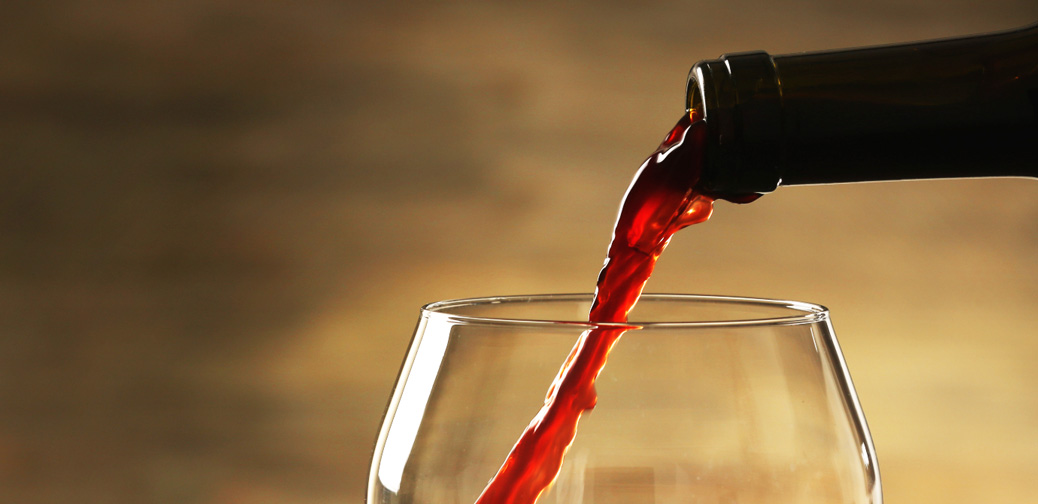 Events photo Wine pouring on glass